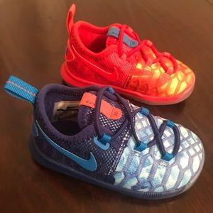 NWOT Kevin Durant 🔥 & 🧊 Baby/Toddler sneaker